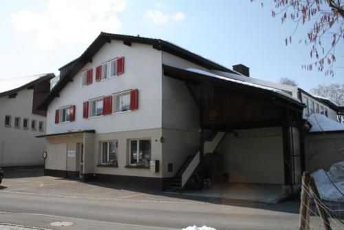 Klostermühlestrasse 3 - Treppenaufgang Wohnungen