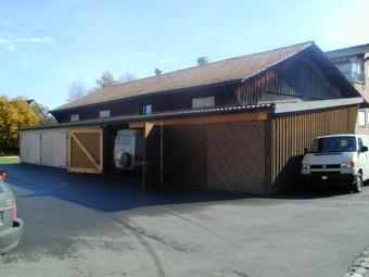 Garagen & Schopf