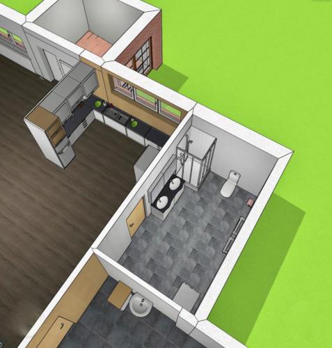 3D Küche & Bad